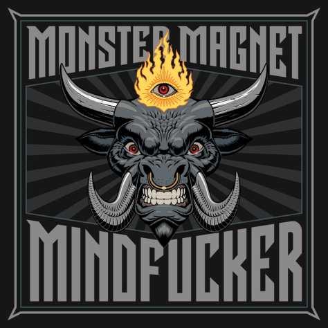 MindFucker Album Cover