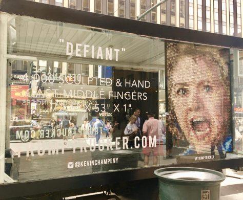 Hillary Truck