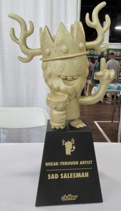 Breakthrough Artist Award