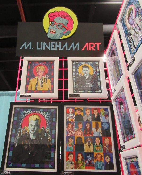 M Lineham Art