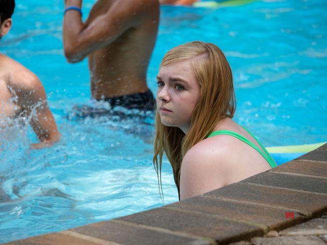 Eighth Grade Kayla Pool