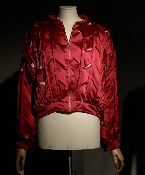 Slashed Jacket