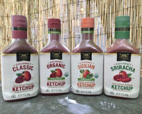 Traina Ketchups
