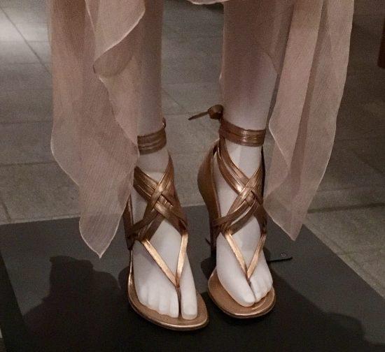 Sandals Detail