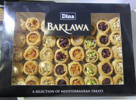 Dina Assorted Baklava