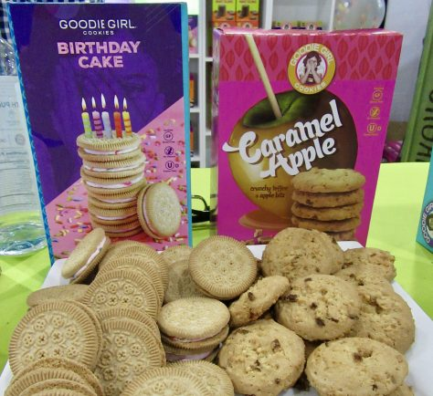Goodie Girl Birthday Cake Cream Cookies
