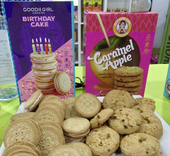 Goodie Girl Birthday Cake Cream Cookies