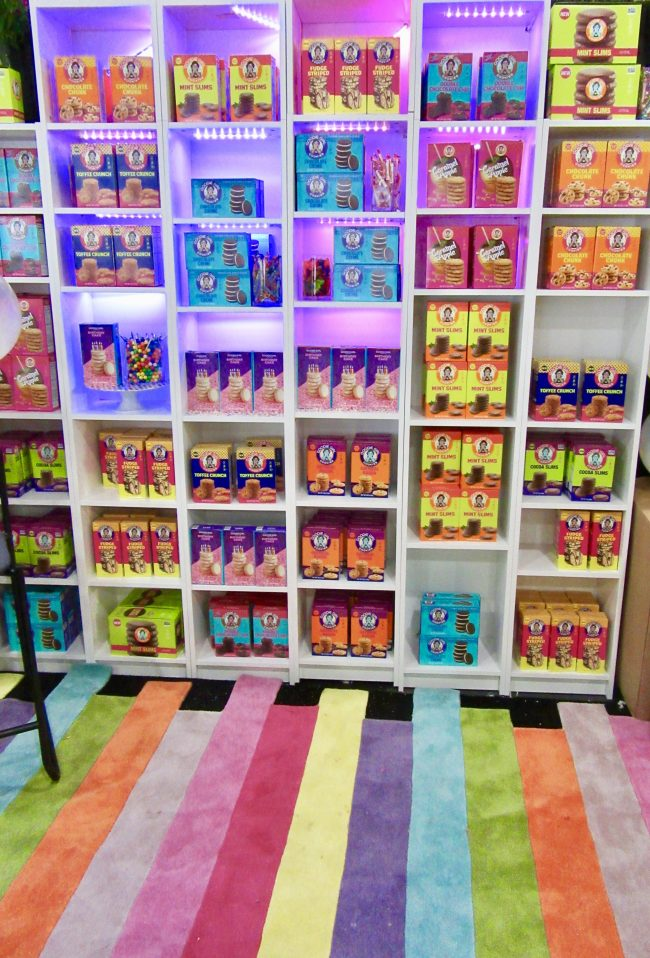 Goodie Girl Booth