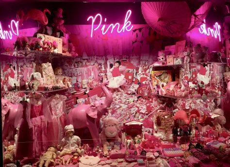 Pink Shrine Full
