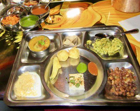 Appetizer Thali