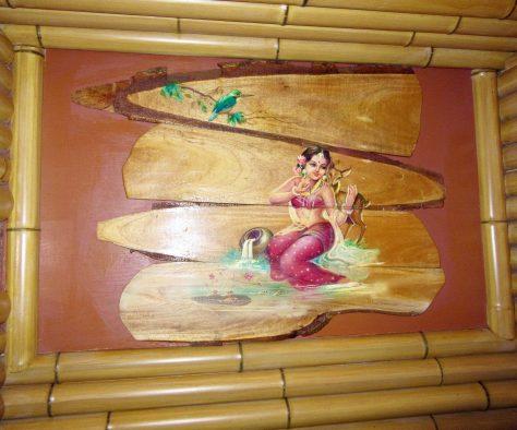 Indian Lady Artwork
