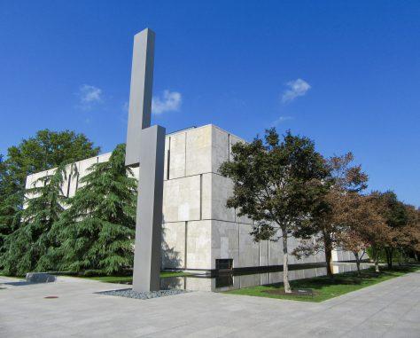 Barnes Foundation Exterior Shot