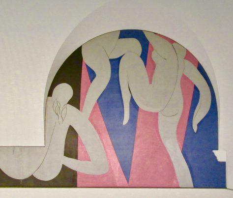 Matisse Ceiling Piece Detail