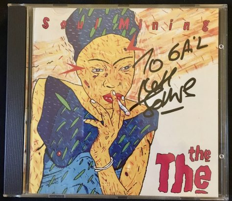 The The Soul Mining CD Cover