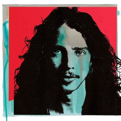 Chris Cornell Box Set Artwork