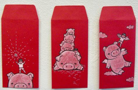 Trio By Diana Vuong