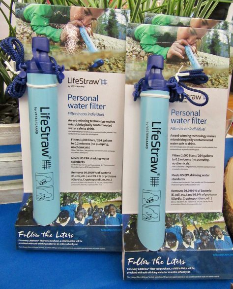 Life Straw Packaging
