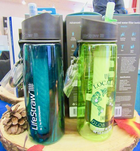 Life Straw With Bottle