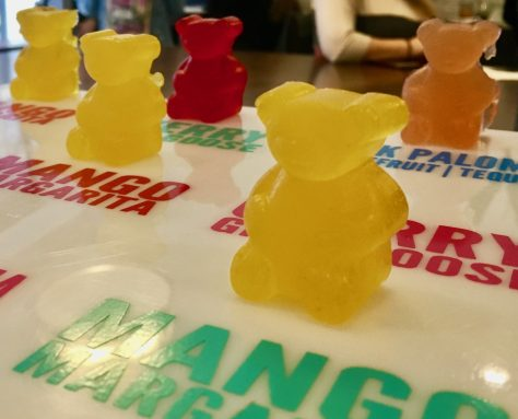 Alcohol Infused Gummy Bears