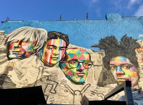 Kobra Mt Rushmore of Art