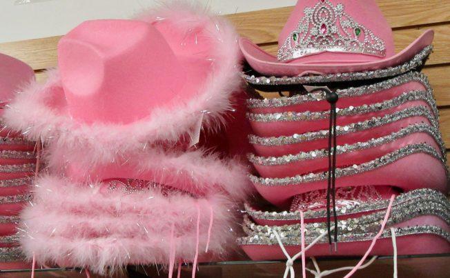 Pink Cowboy Hats