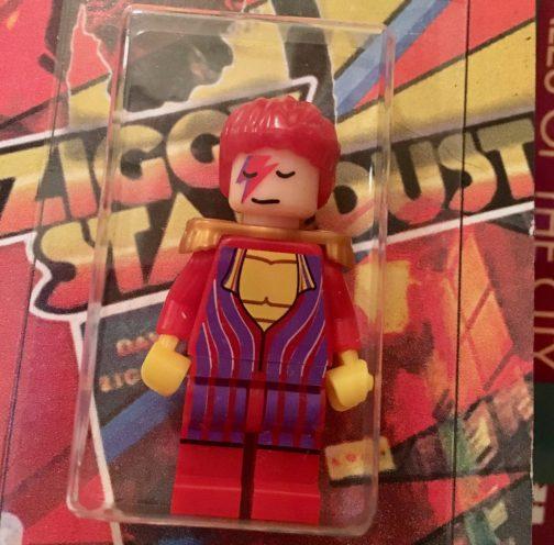 Aladdin Sane Lego Mini