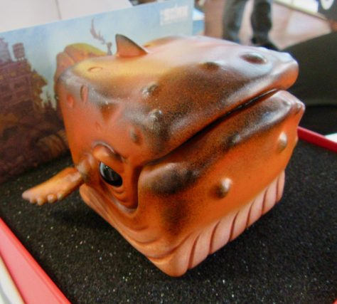 Cube Whale By Sank Toys