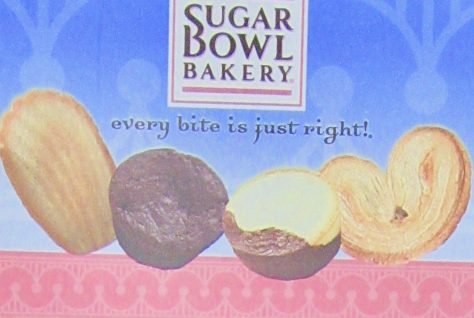 Sugar Bowl Bakery Signage