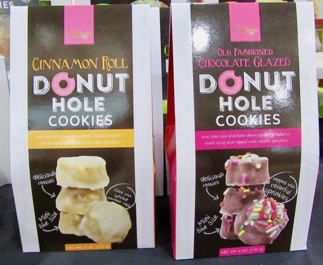 Too Good Gourmet Donut Hole Cookies