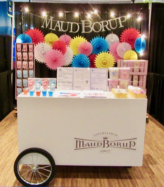 Maud Borup Organic Cotton Candy