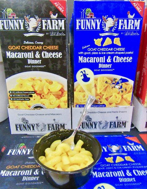 Funny Farm Mac and Cheese