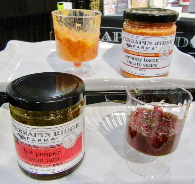 Terrapin Ridge Farms Bacon Sauces