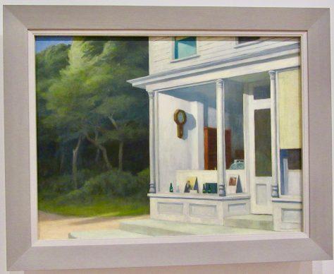 Edward Hopper Seven A.M.