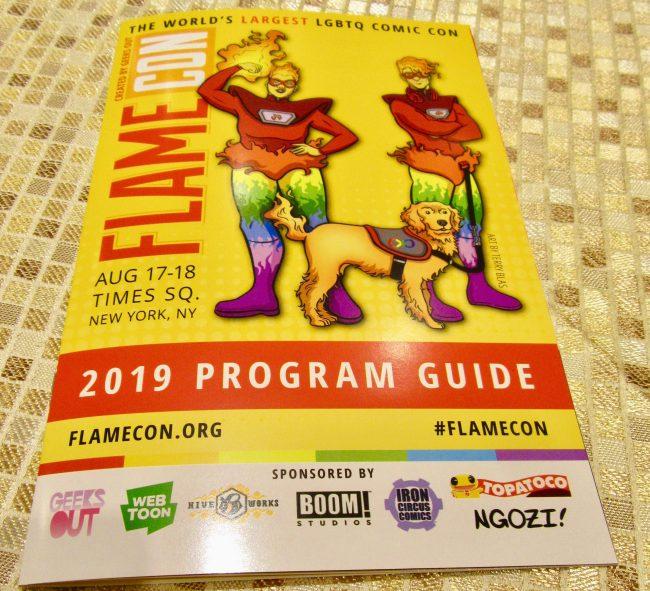 Flame Con 2019 Program