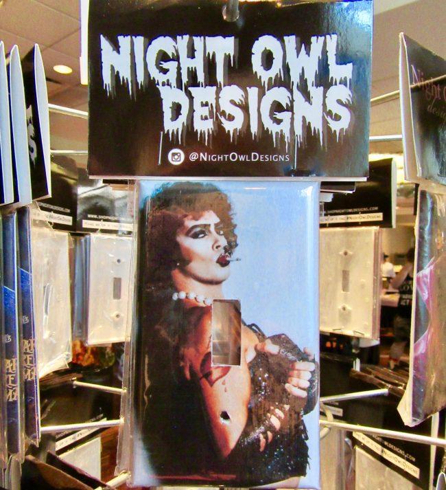 Night Owl Designs Switch Plate