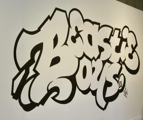 Beastie Boys Logo By Cey Adams
