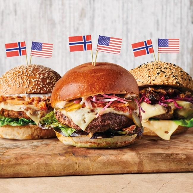Jarsleberg Burger Trio