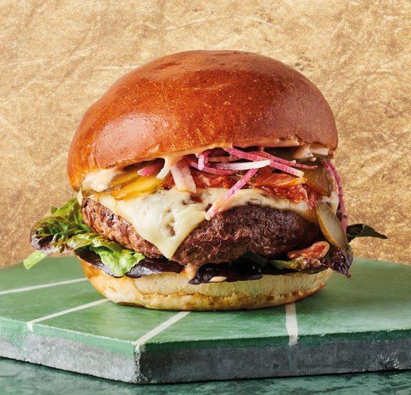Orient Cheese Express Burger