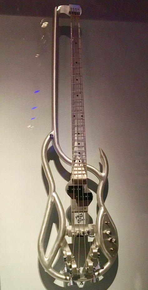F4B Aluminum Bass Guitar