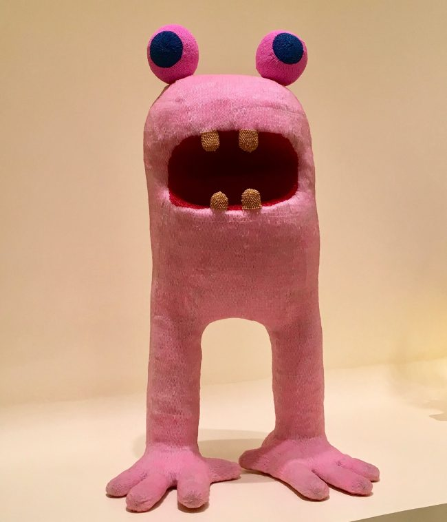 Haas Brothers Pink Creature