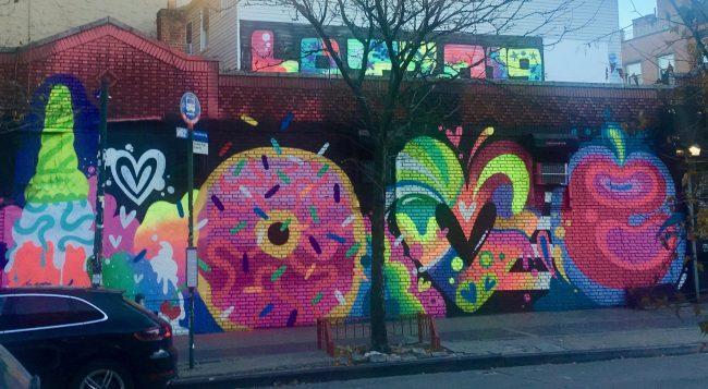 Jayson Naylor Mural Indulge In Love