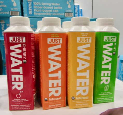 Just Water Flavors