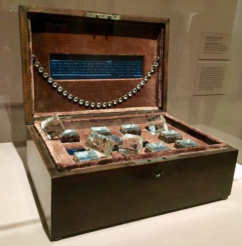 Joseph Cornell Taglionis Jewel Casket By Gail Worley