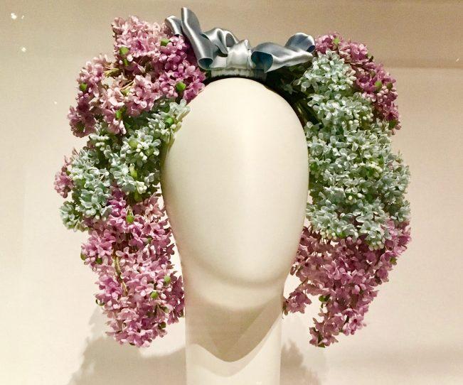 Lilac Headband by Adolfo Photo By Gail Worley