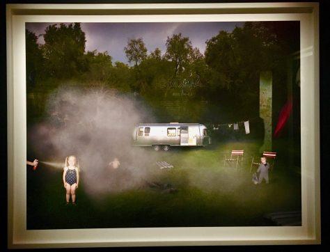Backyard Trailer Photo By Gail Worley