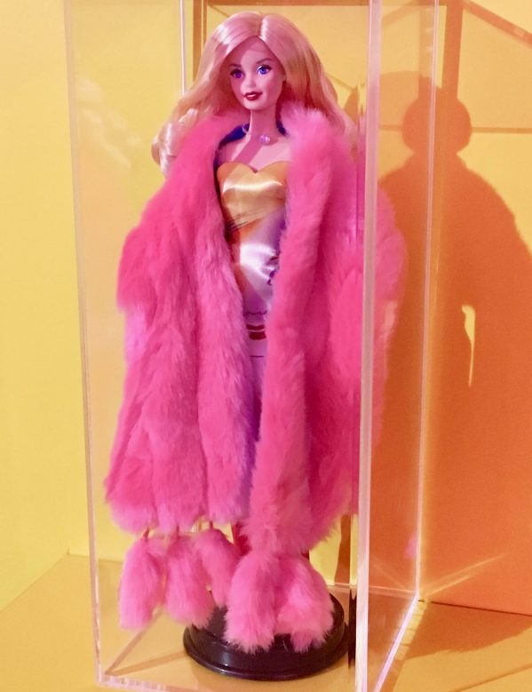 andy warhol barbie photo