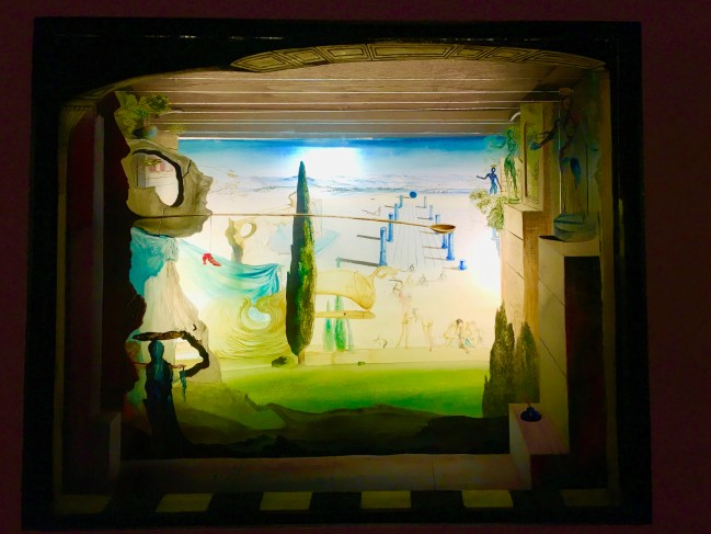 salvador dali the little theater photo by gail worley