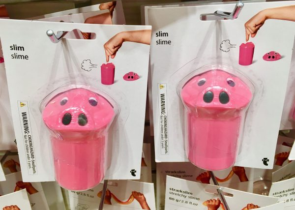 pig slime toy photo by gail worley