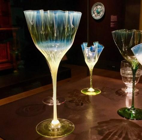 venetian glass vase by philip webb photo by gail worley