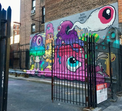 buff monster mural full from street photo by gail worley